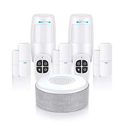 wireless home security alarm burglar system 8