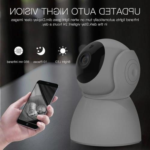 Wireless IP Camera 1080P WiFi Home Motion