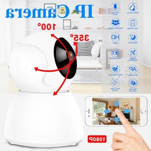 Wireless WiFi Home Motion Detection Night