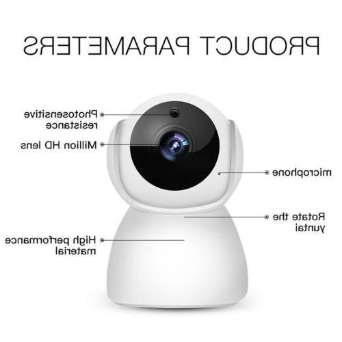 WiFi CCTV Motion Night
