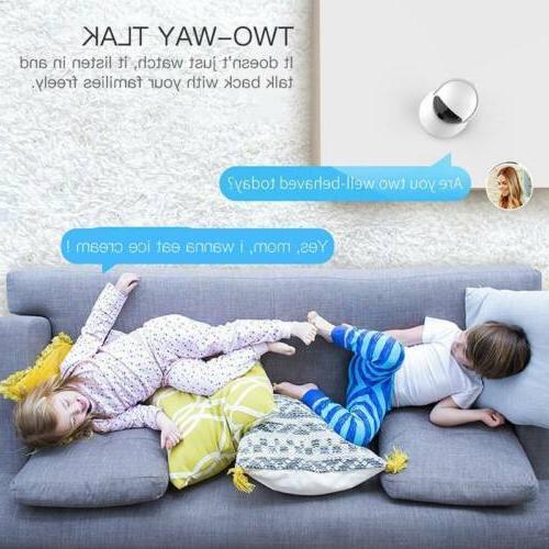 Wireless Camera WiFi Home CCTV Motion