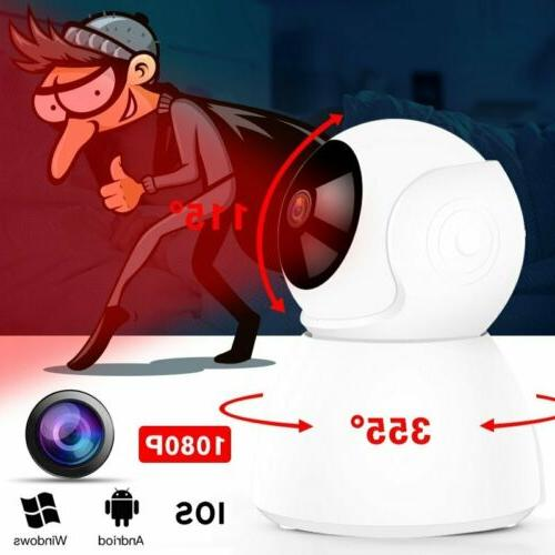 wireless ip camera 1080p wifi home security
