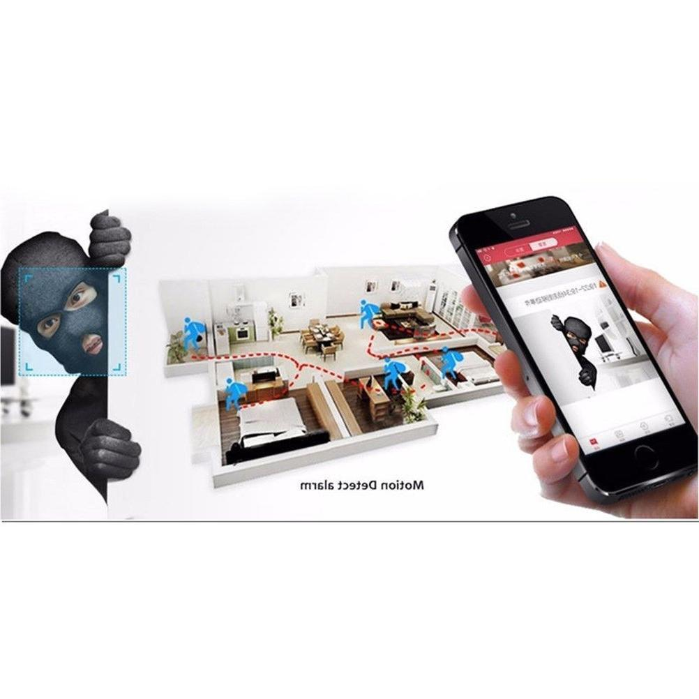 Wireless Mini WIFI Camera Home Security Camera Vision US