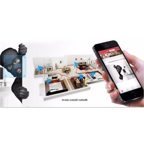 Wireless Mini WIFI Camera HD Home Security Camera Night Vision US