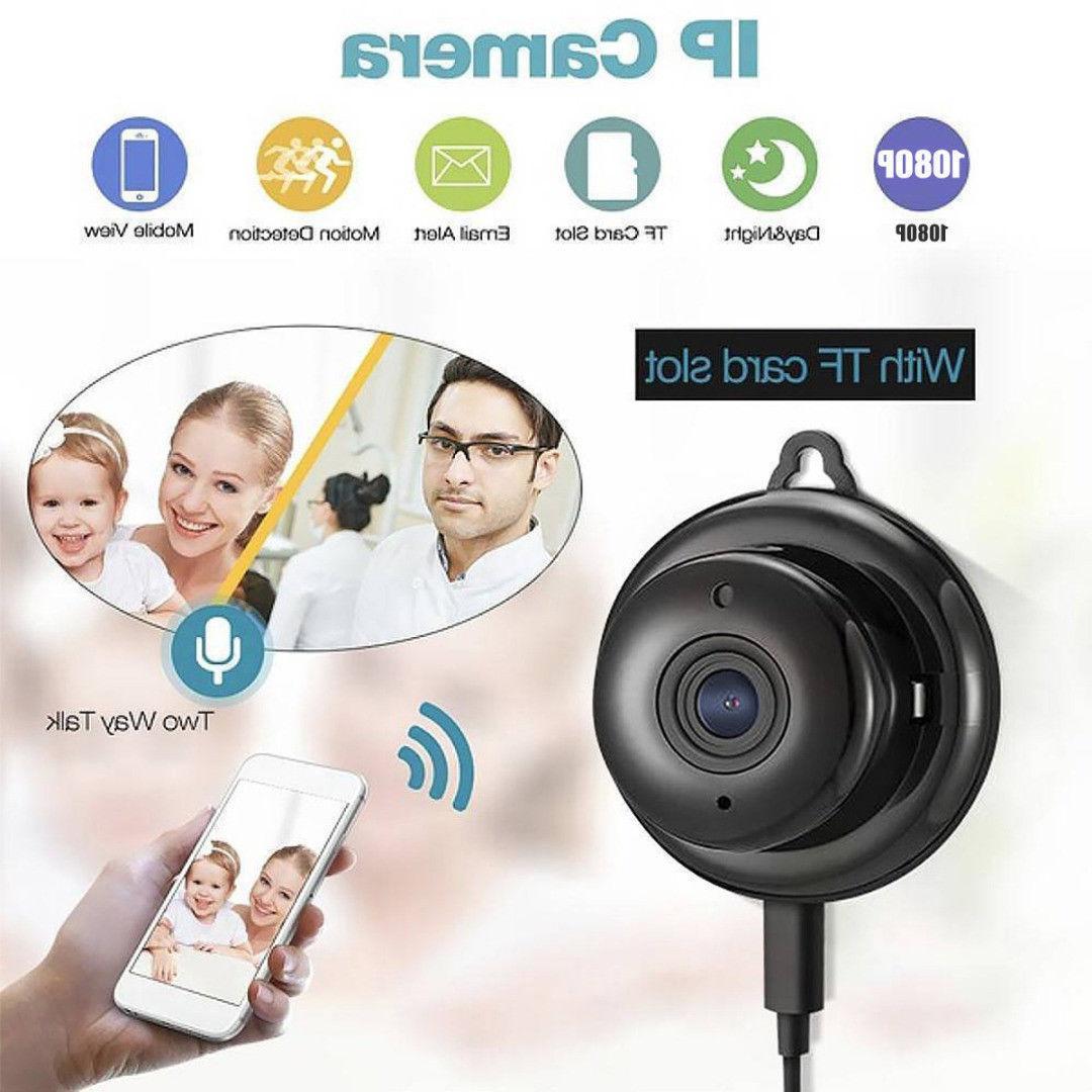 Wireless Camera HD Home Camera Night Vision US