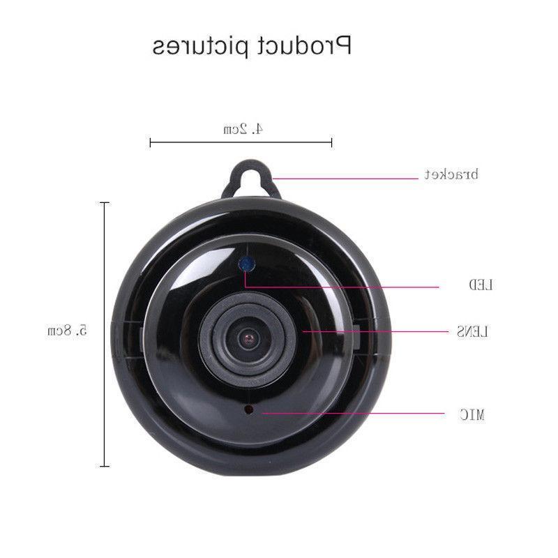 Wireless Mini WIFI Home Camera Vision US