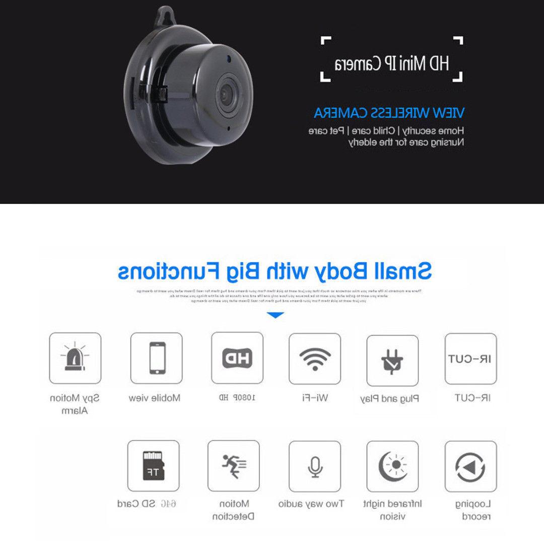 Wireless WIFI Camera 1080P Home Security Camera Vision US