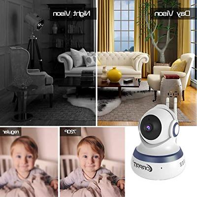 Wireless Security HD Baby Monitor Home Surveillance IP