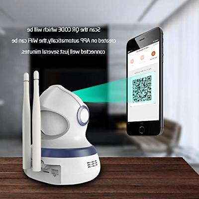 Wireless Security Corprit HD Home IP
