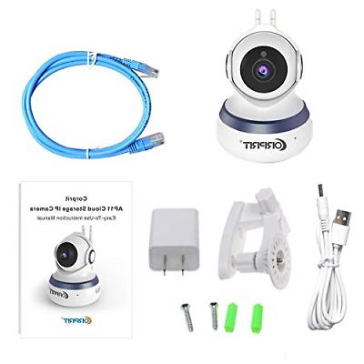 Wireless Camera, Corprit HD 1080P Home