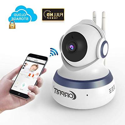 wireless security camera hd 1080p baby monitor