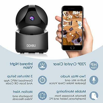 Wireless Camera, HD Home Surveillance WiFi