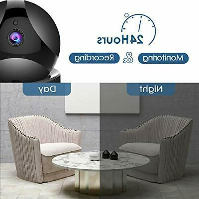 Wireless Camera, HD Security Surveillance WiFi