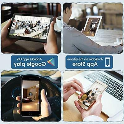 Wireless Security UOKOO HD WiFi