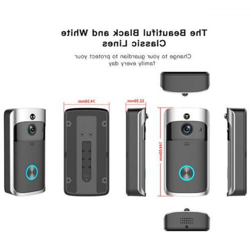 Wireless IR Video Intercom