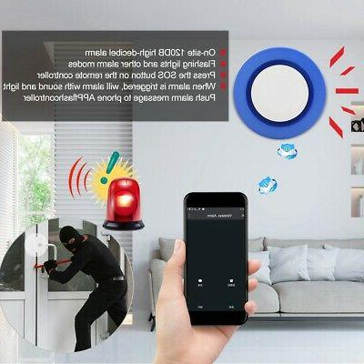 Smart Home Siren Anti-theft for Home For Tuya