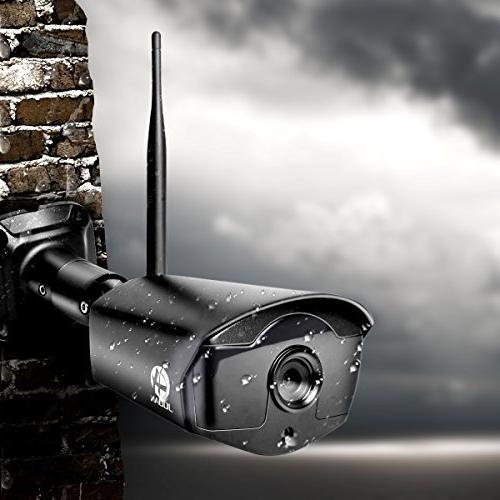 JOOAN Camera HD960P Security Surveillance IP Plug and Indoor/Outdoor with Hard