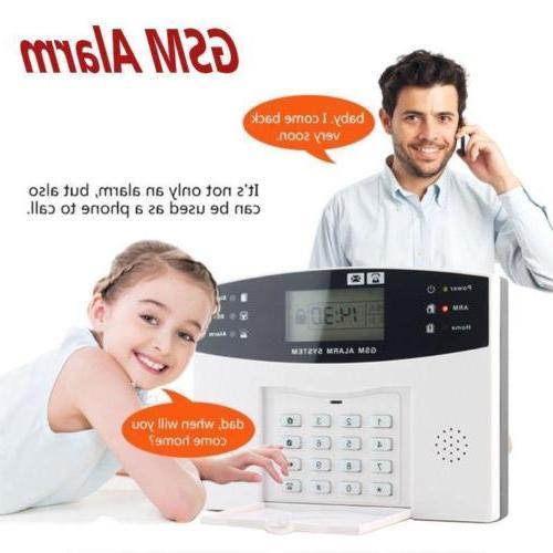 Wireless LCD SMS EK