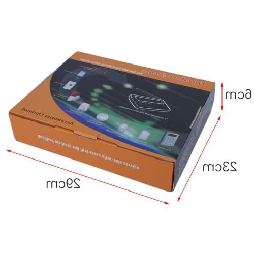 Wireless Wired SMS House System Security EK