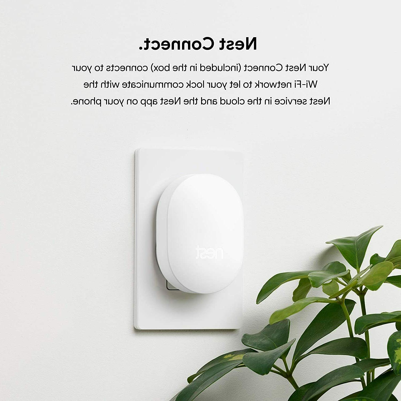 Satin Nickel Nest Connect