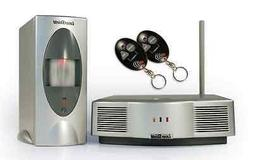 LASERSHIELD Instant Home Security Alarm System with 7 motion