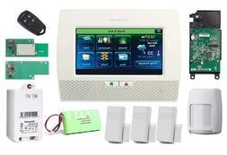 Honeywell Lynx Touch 7000 Home Security Alarm Kit w/ WiFi, Z