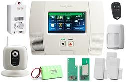 Honeywell Lynx Touch L5200 Video Kit with IPCAM-WI2, Wifi Mo