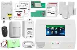 Honeywell Lynx Touch L5210 wireless home security alarm and