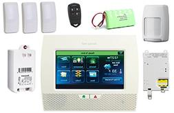 Honeywell Lynx Touch L7000 Wireless Security Alarm Slim Line
