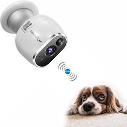 NEXGADGET 720P Magnetic Base Wireless Security Camera, Remot