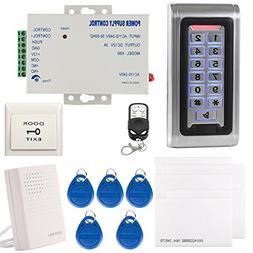 UHPPOTE Waterproof Door RFID Keypad Reader Access Control Se