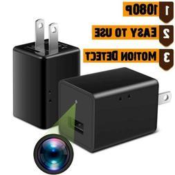 WAYMOON Mini 1080P Spy Hidden Camera Portable Home Security