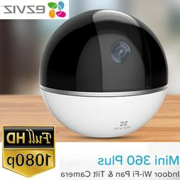 EZVIZ Mini 360 Plus 1080p HD Pan/Tilt/Zoom Home Security Cam