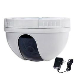 Mini Dome Security Camera CCD Wide Angle Lens Indoor CCTV Ho