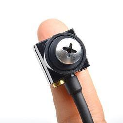 Corprit Mini Hidden HD 600TVL CMOS Lens CCTV Screw Covert Ho