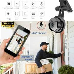 HD 1080P Mini Camera Wireless Wifi IP Home Baby Security Cam