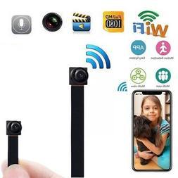 Mini Hidden Camera Wireless Wifi IP Home Security HD 1080P N