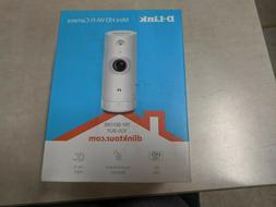 D-Link HD Mini Indoor WiFi Security Camera, Cloud Recording,