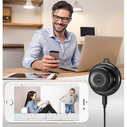 WiFi Security Camera, Pro HD 720P HD Home Security IP Camera