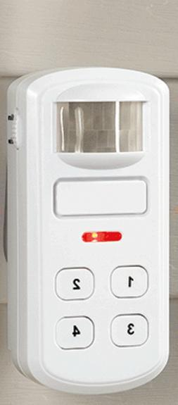 Motion Alarm Security Home, Garage, Office, Motion Detector