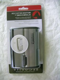 Doberman Security Motion Detector Alarm / Chime