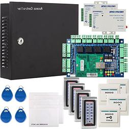 UHPPOTE Network RFID Access Control Panel Kit System W/Power