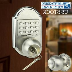 new deadbolt keyless keys code entry keypad