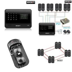 New Diy Wireless Wifi Gsm Gprs Home Garden Villa Security Al