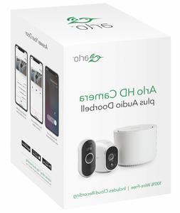NEW Netgear Arlo 720p HD Smart Home Security Camera System w