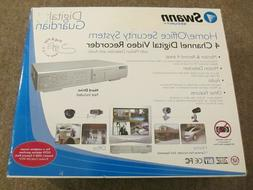 New Swann SW-R-DVR4 Home/Office Security System 4 Channel Di