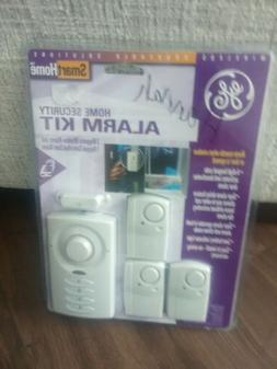 NIB..GE Personal Security Alarm Kit Window Door Alarms For H