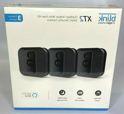NIP Blink XT2 3-Camera Outdoor Indoor 1080p Smart Home Secur