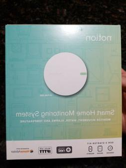 Notion Smart Home Security Alarm Starter Kit - 5 Gen 3 Senso