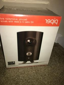 Piper NV Smart Home Security System w/Night Vision, 180 degr